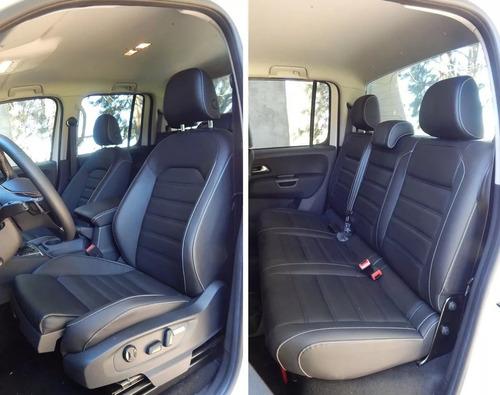 volkswagen amarok 3.0 v6 258cv extreme 4x4 automatica 0km 28