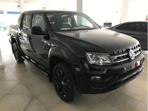 volkswagen amarok 3.0 v6 4x4 at black style ft