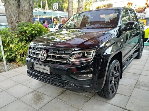 volkswagen amarok 3.0 v6 black stayle 258cv fcio dni 94