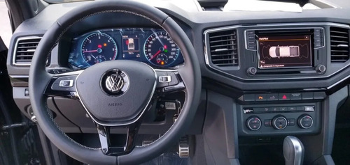 volkswagen amarok 3.0 v6 black stayle 258cv unica!! 3