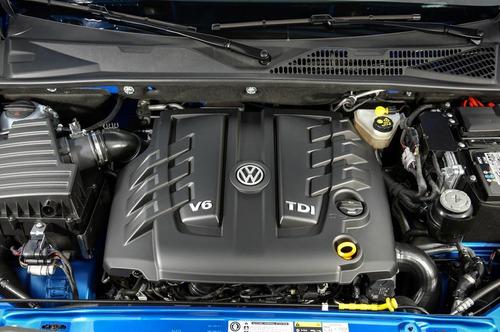 volkswagen amarok 3.0 v6 black style 258cv 0km 2020 extreme
