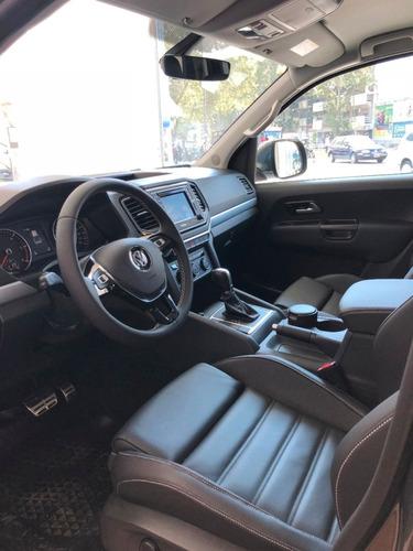 volkswagen amarok 3.0 v6 black style 258cv 2020 extreme 0km