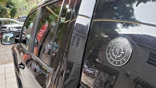 volkswagen amarok 3.0 v6 black style 258cv 4x4 2020 at vw 15