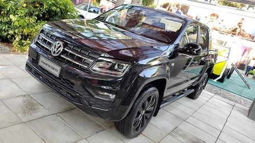 volkswagen amarok 3.0 v6 black style 258cv extreme 0km 2020