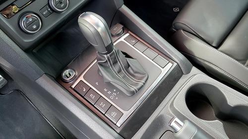 volkswagen amarok 3.0 v6 black style 4x4 automatica negra 18