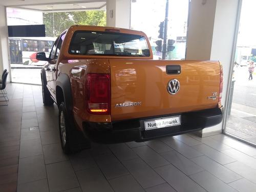 volkswagen amarok 3.0 v6 c d confort 258 cv