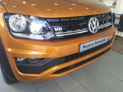 volkswagen amarok 3.0 v6 c d confort 258 cv-c/financiacion