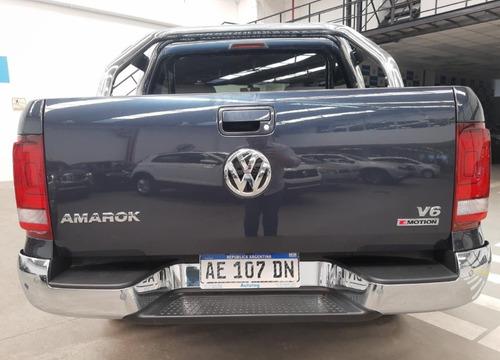 volkswagen amarok 3.0 v6 cd highline 2021 gd