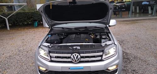 volkswagen amarok 3.0 v6 cd highline 258 4x4 aut