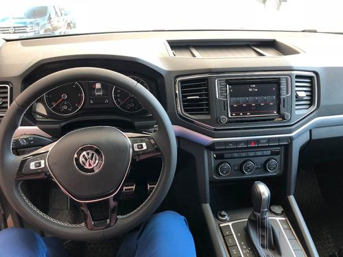 volkswagen amarok 3.0 v6 cd highline tdi 4x4 automatica 0km