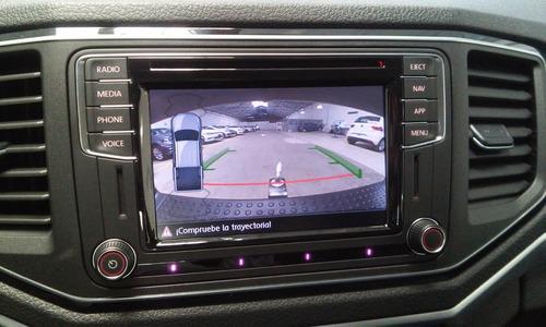 volkswagen amarok 3.0 v6 cd hihgline 4x4 aut 2018 cm.