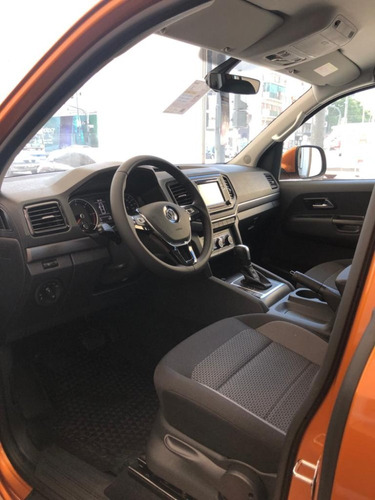 volkswagen amarok 3.0 v6 comfort 258cv 2020 0km 4x4 en stock