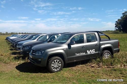 volkswagen amarok 3.0 v6 comfortline 2019 cm.