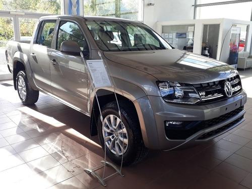 volkswagen amarok 3.0 v6 comfortline 224cv 0km 2019 blch #a7
