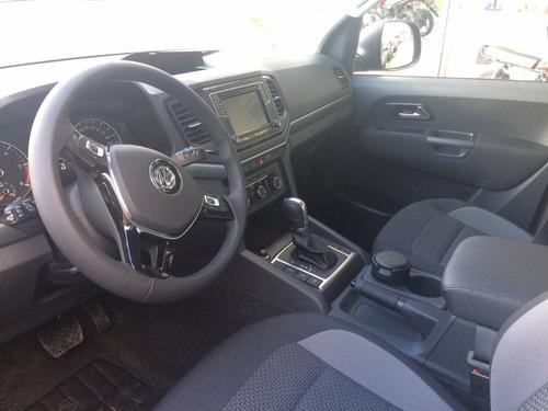 volkswagen amarok 3.0 v6 comfortline 224cv 0km 2019 er #a7