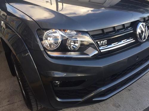 volkswagen amarok 3.0 v6 comfortline 258cv 4x4 2020 at vw 14