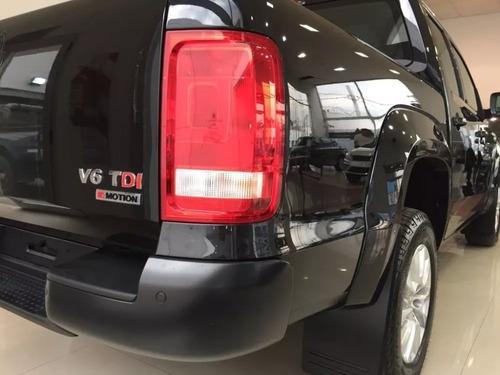 volkswagen amarok 3.0 v6 comfortline 258cv 4x4 2020 at vw 15