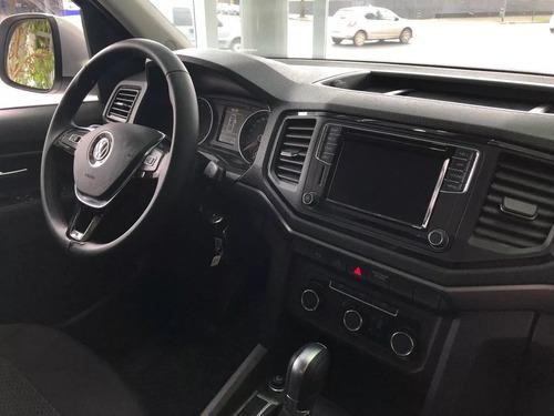 volkswagen amarok 3.0 v6 comfortline 258cv 4x4 2020 at vw 18