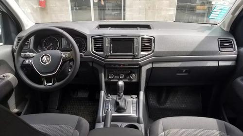 volkswagen amarok 3.0 v6 comfortline 258cv 4x4 2020 at vw 27