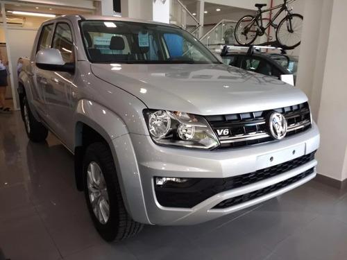 volkswagen amarok 3.0 v6 comfortline 258cv 4x4 2020 at vw 40