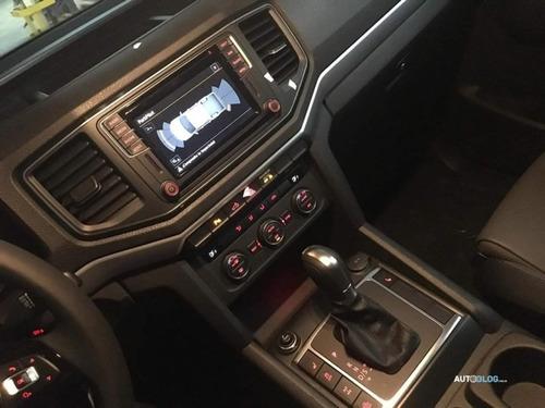 volkswagen amarok 3.0 v6 comfortline 258cv 4x4 2020 aut 0km
