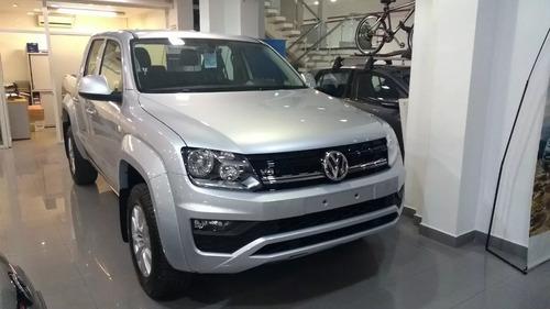 volkswagen amarok 3.0 v6 comfortline 258cv 4x4 fcio 0% 310