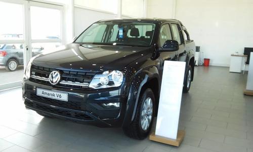 volkswagen amarok 3.0 v6 comfortline 258cv 4x4 fcio 0% 319