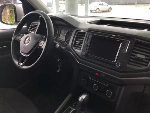 volkswagen amarok 3.0 v6 comfortline 4x4 automatica 258cv 34