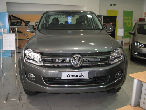 volkswagen amarok 3.0 v6 comfortline automatica 4x4