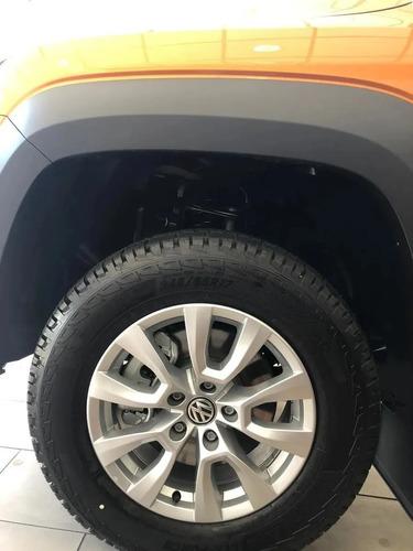 volkswagen amarok 3.0 v6 comfortline automatico fcio dni 111