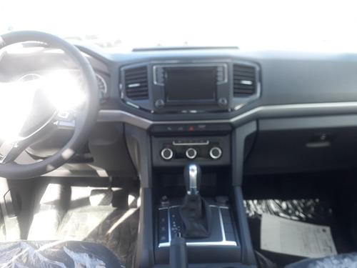 volkswagen amarok 3.0 v6 comfortline solo tres unidades...