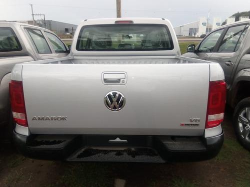 volkswagen amarok 3.0 v6 conforline 4x4  aut