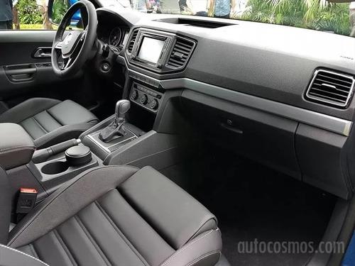volkswagen amarok 3.0 v6-confort 258 cv