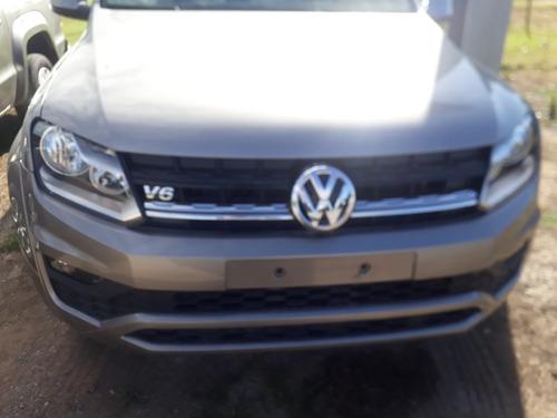 volkswagen amarok 3.0 v6 confortline en stock fisico.....