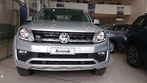 volkswagen amarok 3.0 v6 confortline stock 258cv my20 #07