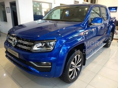 volkswagen amarok 3.0 v6 extreme 2021 vw precio full nueva
