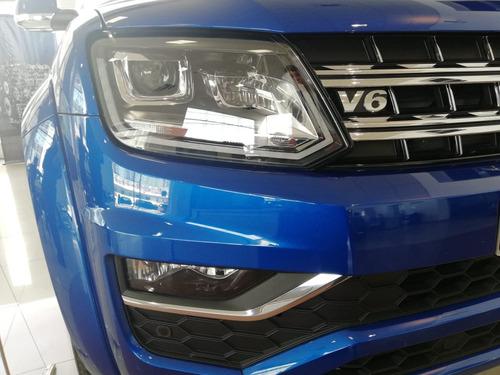volkswagen amarok 3.0 v6 extreme 224cv