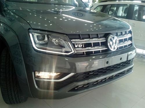 volkswagen amarok 3.0 v6 extreme 224cv automatica 4x4 corrie