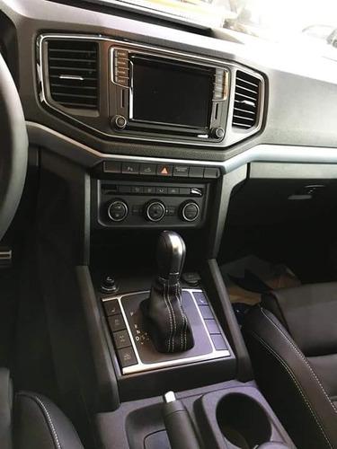 volkswagen amarok 3.0 v6 extreme 258 cv 4x4 aut gf