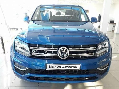 volkswagen amarok 3.0 v6 extreme 258cv 2020
