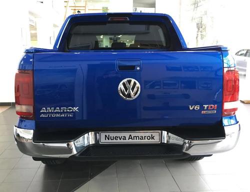 volkswagen amarok 3.0 v6 extreme 258cv alra s.a 215