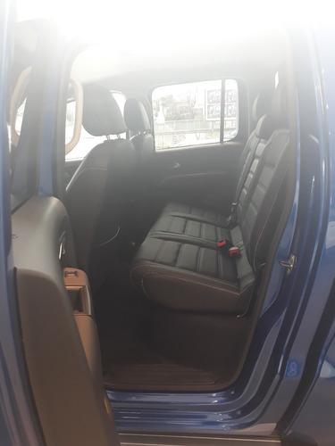 volkswagen amarok 3.0 v6  extreme 4x4 at okm modelo 2021