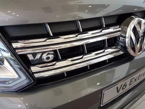 volkswagen amarok 3.0 v6 extreme 4x4 automatica 258cv 0km 08
