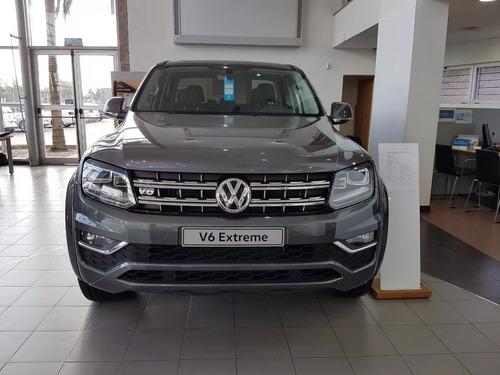 volkswagen amarok 3.0 v6 extreme 4x4 automatica 258cv 0km 09