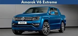 volkswagen amarok 3.0 v6 extreme