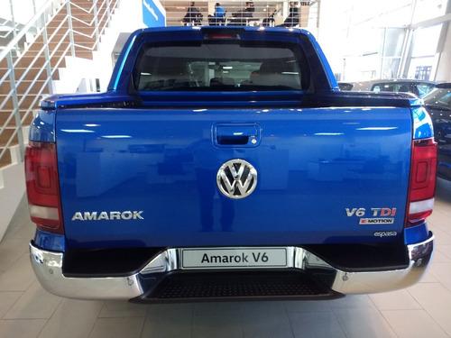 volkswagen amarok 3.0 v6 extreme am