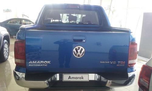 volkswagen amarok 3.0 v6 extreme canje su plan ao