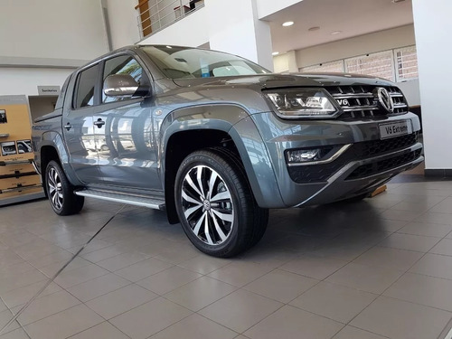 volkswagen amarok 3.0 v6 extreme patenta 2021 0km tasa 0% 04