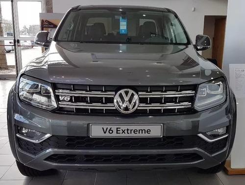 volkswagen amarok 3.0 v6 extreme patenta 2021 0km tasa 0% 12