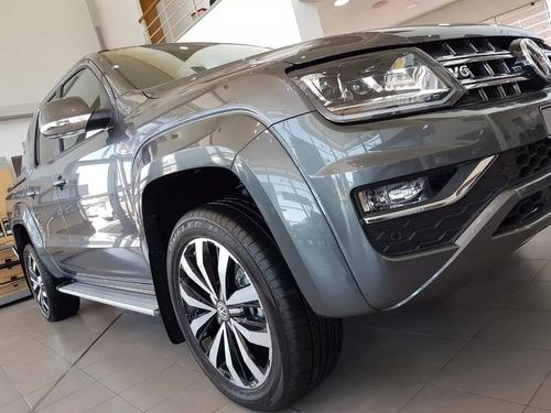 volkswagen amarok 3.0 v6 extreme patenta 2021 0km tasa 0% 25